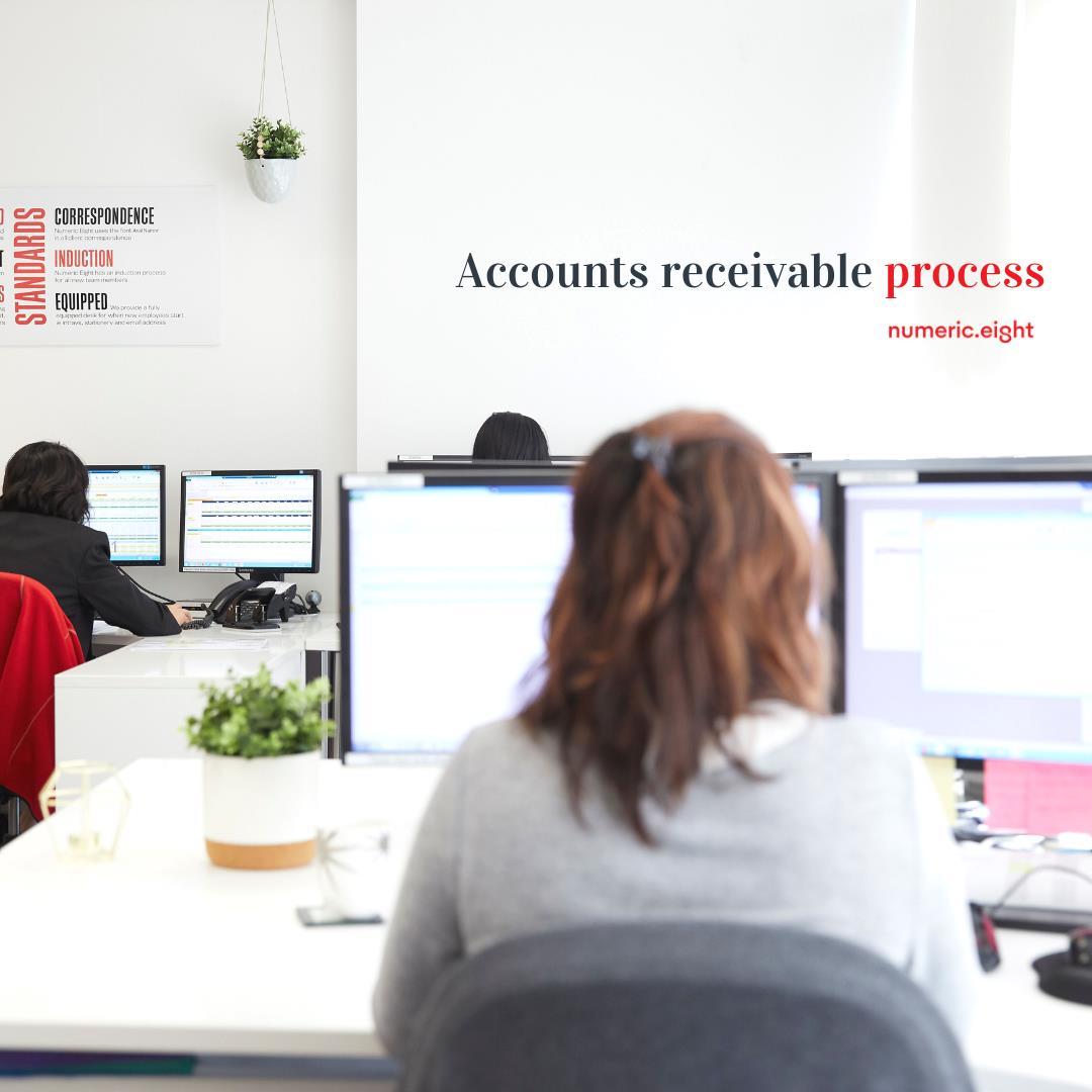 Accounts Receivable - It's all about process