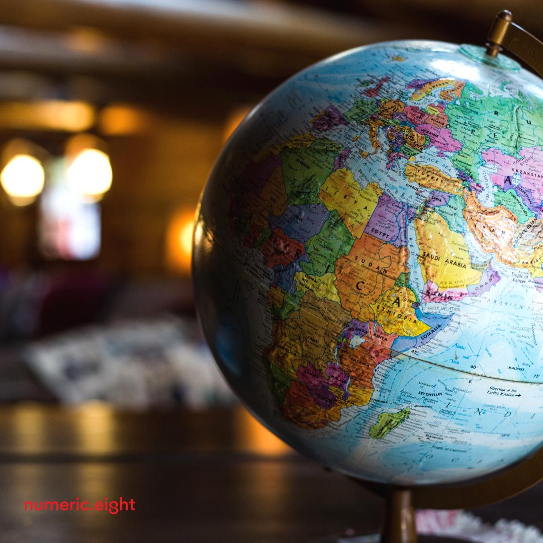 Are you considering expanding your business into overseas markets?